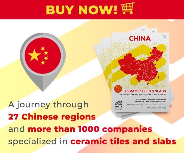 CHINA CERAMIC TILES & SLABS 2021
